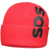 Sos-Logo Knit Hue-Racing Red-2129233