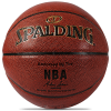 Spalding-NBA Gold In/Out Basketball - Size 6-Orange-1543064