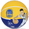 Spalding-NBA Stephen Curry Basketball - Size 7-Yellow/Blue-2112792