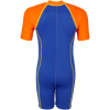 Speedo-Hot Tot Svømmedragt-Blue/Orange-1259237