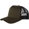 State Of Wow-Reed Baseball Trucker Cap-Army Black-1601453