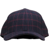 State Of Wow-Boeing Check Cap-Navy Red-2092134