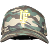 State Of Wow-Spinback 2 Baseball Cap-Camo Yellow-2135714