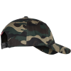 State Of Wow-Spinback Low Crown Baseball Cap-Camo Black-2161706
