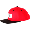 State Of Wow-Canton Snapback - Børn-Red Black-1480101