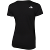 The North Face-Simple Dome T-shirt-Tnf Black/Tnf White-1398727