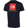 The North Face-Red Box T-shirt-Urban Navy/Fiery Red-2069311