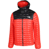The North Face-Thermoball Recycled Eco Hood Jacket-Fiery Red/Tnf Black-2124835