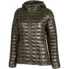 The North Face-Thermoball Recycled Eco Hood Jacket-New Taupe Green/Tnf -2124841
