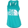 The North Face-Graphic Play Hard Tank Top-Jaiden Green-2157984