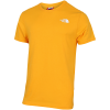 The North Face-Red Box T-shirt-Summit Gold/Tnf Blac-2168963