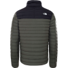 The North Face-Stretch Dunjakke-Nwtpegrn/Tnfblk-2169576