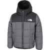 The North Face-Reversible Perrito Jakke-Tnf Medium Grey Heat-2185793