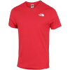 The North Face-Red Box T-shirt-Rococco Red-2199214