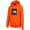 The North Face-Box Hoodie-Red Orange-2223741