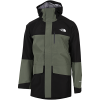 The North Face-Dryzzle All Weather Futurelight Jacket-Thyme/Tnf Black-2228515