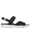 Timberland-Wilesport Leather Sandal-Jet Black-2210217