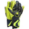 Uhlsport-Supergrip HN Målmandshandsker-Fluo Yellow/Blue/Bla-2158600