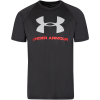 Under Armour-Tech Sportstyle Logo T-shirt - Herre-Black-1424893