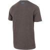 Under Armour-Sportstyle Logo T-shirt - Herre-Charcoal Medium Heat-1573114