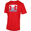 Under Armour-Boxed Sportstyle T-shirt-Red-2005098