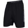 Under Armour-Woven Graphic Shorts-Black-2005228