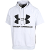 Under Armour-Rival Fleece Logo Kortærmet Hoodie-Black-2100641
