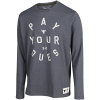 Under Armour-Project Rock Pay Your Dues T-shirt-Stealth Gray-2123169
