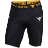 Under Armour-Project Rock Compression Shorts-Black-2123170