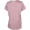 Under Armour-Tech Twist V-Neck T-shirt-Hushed Pink-2149867
