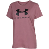 Under Armour-Graphic Sportstyle Classic T-shirt-Hushed Pink-2149872
