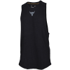 Under Armour-Project Rock Charged Tank Top-Black-2149879