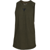 Under Armour-Project Rock Charged Tank Top-Guardian Green-2149881