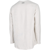 Under Armour-Project Rock Charged T-shirt L/Æ-Summit White-2149887