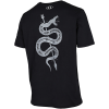 Under Armour-Project Rock Snake T-shirt-Black-2149896