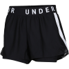 Under Armour-Play Up 2-IN-1 Shorts-Black-2149926