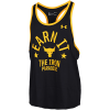 Under Armour-Project Rock Pain Into Power Tank Top-Black-2149934
