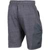 Under Armour-Project Rock Terry Shorts-Pitch Gray-2149941