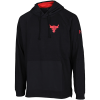 Under Armour-Project Rock Terry Hoodie-Black-2149943