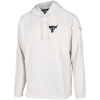 Under Armour-Project Rock Terry Hoodie-Summit White-2149944