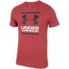 Under Armour-GL Foundation T-shirt-Cinna Red-2186070