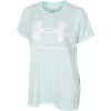 Under Armour-Sportstyle Graphic T-shirt-Seaglass Blue-2187159