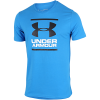 Under Armour-GL Foundation T-shirt-Brilliant Blue-2207786