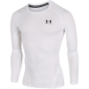 Under Armour-HeatGear Compression Long Sleeve T-Shirt-White-2208528