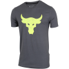 Under Armour-Project Rock Brahma Bull T-shirt-Pitch Gray-2208743