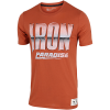 Under Armour-Project Rock Dare to Fail T-shirt-Orange Oxide-2209063