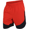 Under Armour-HIIT Woven Colorblock Shorts-Radiant Red-2237459