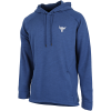 Under Armour-Project Rock Charged Cotton Fleece Hoodie-Indigo-2237826