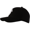 UpFront-Spinback Baseball Cap-Black-1494069