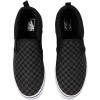 Vans-Asher-(checker) Black/Blac-1421199